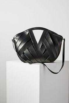 Woven Basket Bag