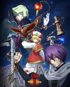 Shoukoku no Altair - AnimeFrost