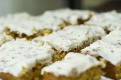 Sigrid's Carrot Cake (Carrot Sheet Cake)