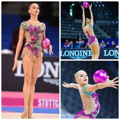Yana Kudryavtseva (Russia), ball 2015. music 'Why Don't You Do Right?' from the cartoon 'Who Framed Roger Rabbit' (photos by Marianne Piquerel, NaumovOleg)
