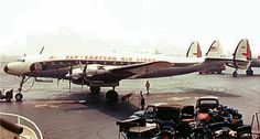 In 1956/57 Eastern leased ten Lockheed L-049 Constellations from TWA. they were all painted in full Eastern livery, although they retained the TWA white top, as opposed  to the all metal finish on their own L-649s.