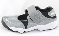 sale retailer 50284 eaf29 Nike Air Rift Mens Shoes Grey Black White Nike Air Rift, Sexy Sandals, Shoes