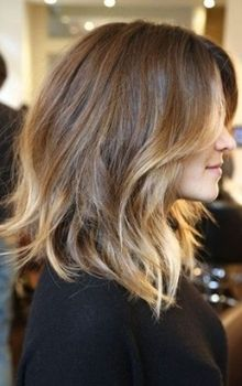 olivia-wilde-mid-length-ombre-hairstyle