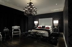 Gothic Style Bedrooms Ideas and Trends