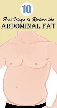 Do you want to decrease your abdominal fat? Then, you are at the right place; we are here to help you. Nowadays, who does not wants a fit as well as slim body? Everyone loves to fit into the slim jeans and for this it is very necessary to burn 500-600 calories every day as well as consumption of right kind of food to reduce the abdominal fat. Most of the people find it very difficult to lose abdominal fat and therefore, today in this article we are telling you the best ways to reduce the ...