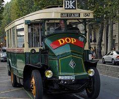 Bus Paris _ Renault PN - 1924