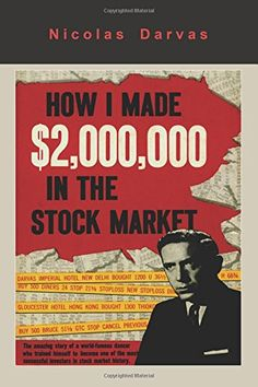 Book: ($4.66) How I Made $2000000 In The Stock Market