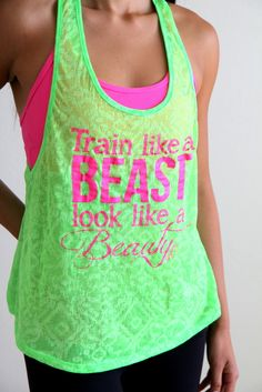 Tank for my Disney's Princess Half Marathon training...someday :)