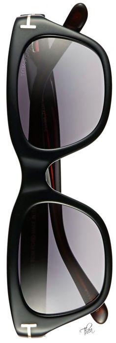 Tom Ford ● 'Snowdon' 50mm Sunglasses