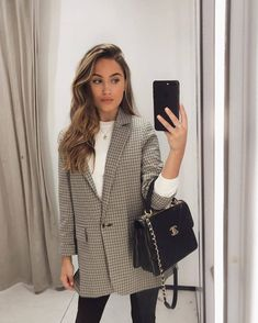99 Fashionable Office Outfits and Work Attire for Women to Look Chic and Stylish Mode Outfits, Fall Outfits, Fashion Outfits, Fashion Pics, Fashion Quotes, Fashion Ideas, Summer Outfits, Classy Outfits, Casual Outfits