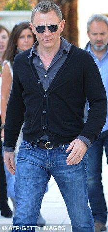 Daniel Craig at the presentation of Skyfall at Ciragan Palace in Istanbul on Sunday April 29, 2012.