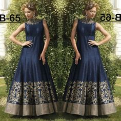 Checkout this blue embroidered designer gown  Product Info : Title : Navy blue and red gown for women Size : Free Color : Blue Fabric : Art silk Type : Embroidery and hand work  Occasion : Festive, Wedding, Ceremony. Neck Type : Round Neck Sleeve Type : Sleeveless  Price : 2400 INR Only ! #Booknow  CASH ON DELIVERY Available In India !  World Wide Shipping ! ✈  For orders / enquiry 📲 WhatsApp @ +91-9054562754 Worldwide Shipping ! ✈ #SHOPNOW  #fashion #salwarkameez #i..