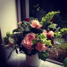 Garden roses, need we say more!