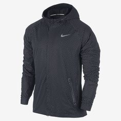 Nike Shield Flash Max Men's Running Jacket. Nike Store