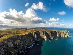 Beautiful Horn Head, Donegal, Wild Atlantic Way, Ireland.