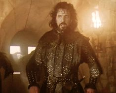 """1991 -- Alan Rickman as the Sheriff of Nottingham in """"Robin Hood: Price of Thieves."""""""