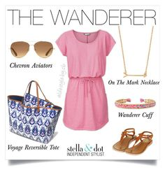 """Wander in style with Stella & Dot"" by cathy-bartlett on Polyvore featuring Stella & Dot"