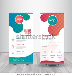 Find Roll Banner Stand Design Abstract Geometric stock images in HD and millions of other royalty-free stock photos, illustrations and vectors in the Shutterstock collection. Pull Up Banner Design, Standing Banner Design, Pop Up Banner, Roller Banners, Exhibition Banners, Collateral Design, Advertising Services, Banner Stands, Stand Design