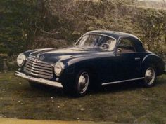 Simca 8 sport 1952