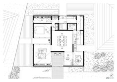 Imagem 11 de 13 da galeria de Casa Yagiyama / Kazuya Saito Architects. Courtesy of Kazuya Saito Architects