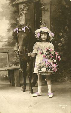 Vintage Post Card - Children | by takeabreak