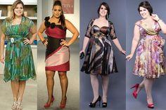 Modelos de vestidos para gordinhas - Site de Beleza e Moda