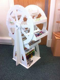 Ferris Wheel Candy Cart