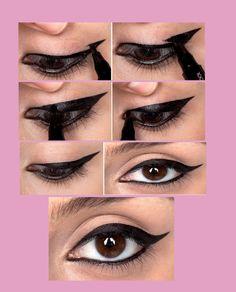DIY eye makeup for Indian brides