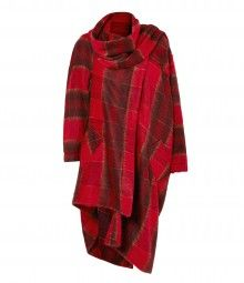 Red Blanket Cape
