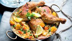 Kiwi Irish stew - Dinner - Food & recipes - Recipes - New Zealand Woman's Weekly Irish Recipes, Lamb Recipes, New Recipes, Dinner Recipes, Weekly Recipes, Cast Iron Casserole Dish, Irish Stew, Big Meals, Meals For The Week