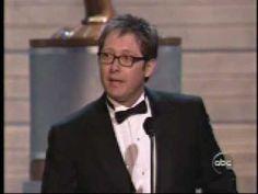 James Spader's Emmy Acceptance Speech Sept. 19, 2004 - YouTube.
