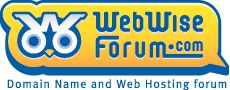 Web Wise Forum. The only Domain Forum for all your Domain Name discussion including Buy Domain Names, Registrars, DNS, Email and Web Hosting!