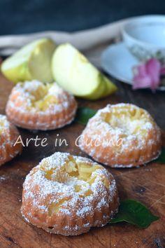 Apple Recipes, Sweet Recipes, Snack Recipes, Snacks, Italian Cookies, Italian Desserts, Lily Cake, Torte Cake, Good Food