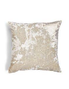 Crushed Velvet Cushion | M&S