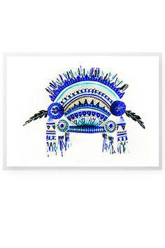 Merci Perci - Head Dress from Fenton & Fenton via The Third Row Greenhouse Interiors, Bespoke Furniture, Boutique Design, Hanging Art, Designer Collection, Linen Bedding, Branding Design, Original Art, Textiles