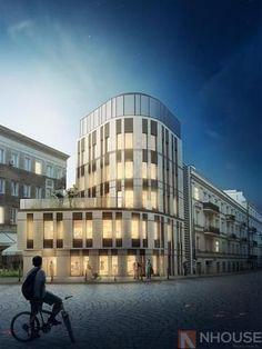 Powierzchnia biurowa open space w prestiżowej lokalizacji niedaleko ul. Ordynackiej. #biuro #wynajem #lokal #biuronieruchomości #lokalwynajem
