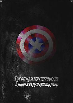Captain America's Shield - #Avengers
