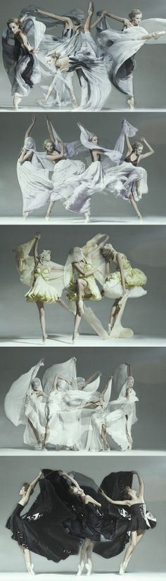 Ballet is the only form of art that makes me cry over and over again...