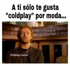 Memes coldplayers