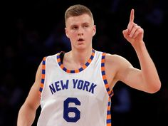 Kristaps Porzingis is blowing away the NBA - Business Insider