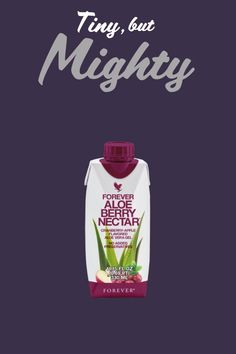 It's that time of the year when everyone gets sick! Support your immune system and avoid those sicknesses with our mini Aloe Berry Nectar drink. Perfect for those on the go, and who need nutrition quick! Aloe Blossom Herbal Tea, Forever Aloe Berry Nectar, Forever Living Aloe Vera, Natural Aloe Vera, Forever Living Products, Christmas Drinks, Cranberry Juice, Non Alcoholic Drinks, Aloe Vera Gel
