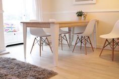 Contemporary Industrial Steel and Oak Dining by FreshFruition, £1200.00