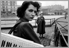 Robert Doisneau Un enchantement simple, 1950s