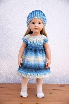 18'' Puppe Kleider American Girl Gotz Outfit von StassyDodge
