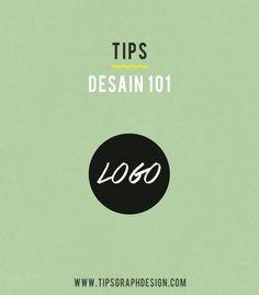 Tips Desain 101: LOGO  Ketika kita membahas tentang logo, pasti enggak akan ada habisnya! Entah bagaimana cara mendesain logo yang bagus, yang kreatif, cara cari inspirasinya, cara buat design brief, hingga cara nagih sisa pembayaran desain logo kita. Logo, 4 kata tapi you know what, masih ada yang menggampangkan proses logo yang mungkin hasil akhirnya 'cuma gitu doang'.  Di sini Geetha akan share 101 tips desain: logo (part 1). Enggak tanggung-tanggung kan? What are you waiting for? Read…