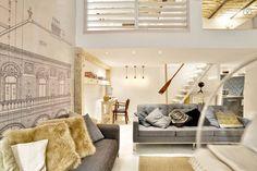 Nyerj egy éjszakát az Airbnb-n: Designer apt. A / center downtown – Kiadó Lakás Budapest területén