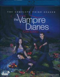 The Vampire Diaries - Kausi 3 (Blu-ray) 19,95€