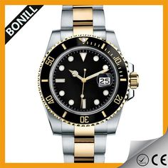 Source Sapphire glass high quality men stainless steel dive watch automatic on m.alibaba.com
