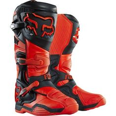 - Motocross gear, parts and accessories distributor - Online Motocross Store - We offer some of the most competitive prices in the industry. We are a store that is dedicated to the motocross customer, You want it, we can get it! Dirt Bike Riding Gear, Dirt Bike Boots, Mx Boots, Mens Motorcycle Boots, Riding Boots, Equipement Cross, Womens Harley Davidson Boots, Orange Boots, Motocross Gear
