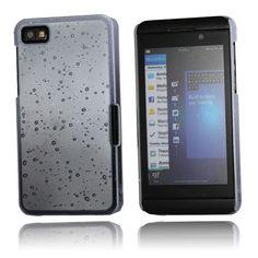 Raindrops (Hvid) Blackberry Z10 Cover
